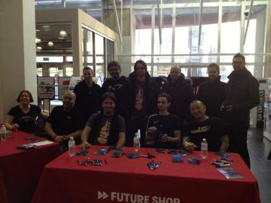 Mass Effect 3 Launch Montreal 2012