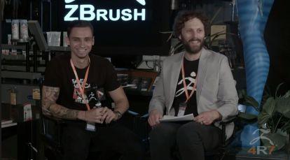 Zbrush Summit 2014